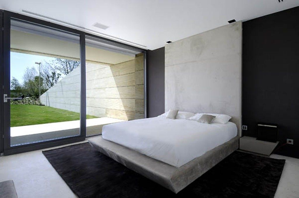 Neutral Interior Malerei Ideen Für Schlafzimmer Mit Künstlerischen Akzent    Schlafzimmer