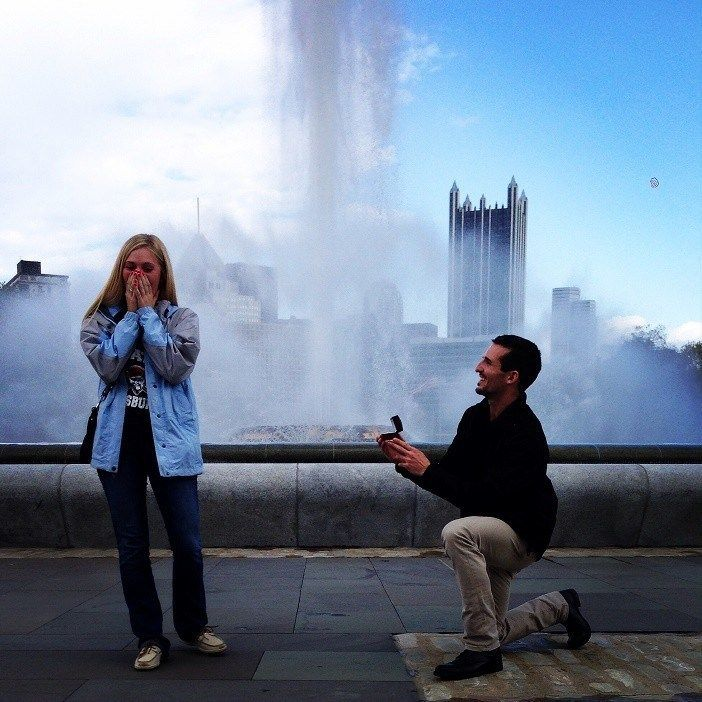 Best Proposal Reaction Photos Proposals Marriage Proposals And