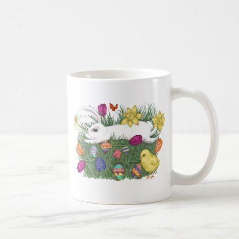 Easter bunny coffee mug easter mugs easter ideas gifts cards easter bunny coffee mug easter mugs negle Gallery