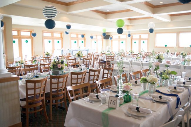 Wedding Reception At The Orchards Golf Course In Egg Harbor WI Door County Photography By Jason Mann Photogr