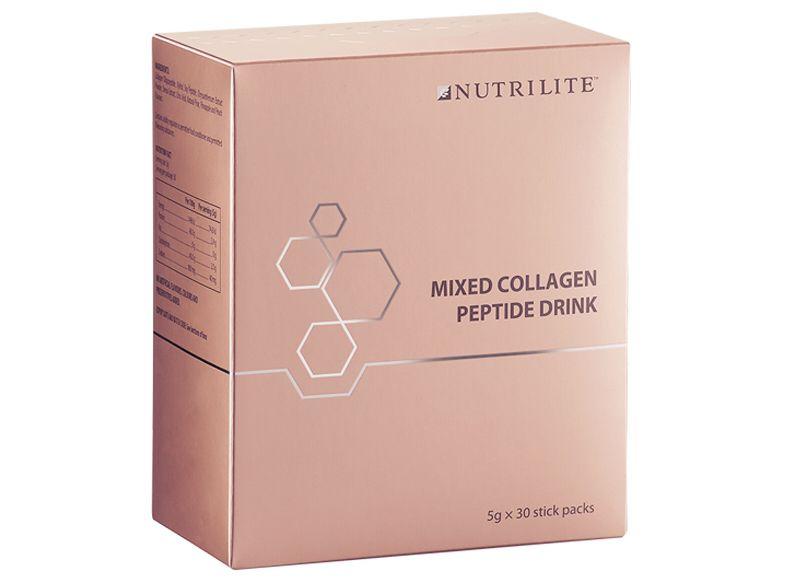 Amway Collagen Mix Peptide Drink Collagen Nutrilite Suppliments