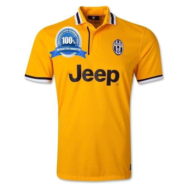 fe89ef360 2013-14 Juventus Away Football Shirt Custom