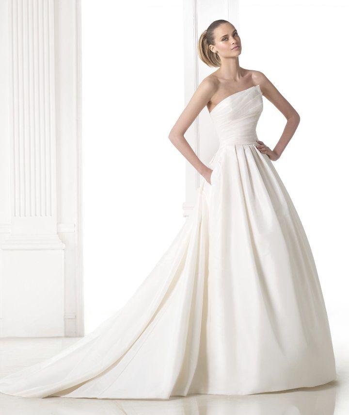 vestido de noiva princesa pronovias coleção 2015 glamour MADISON #casarcomgosto