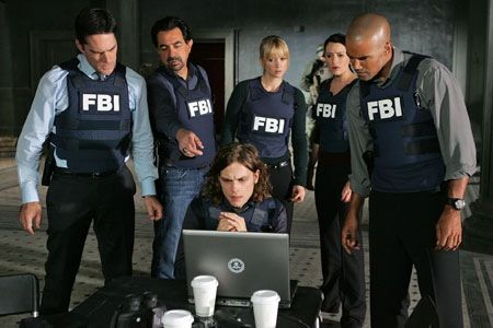 F.B.I. agents on criminal minds | Criminal minds, Criminal minds ...