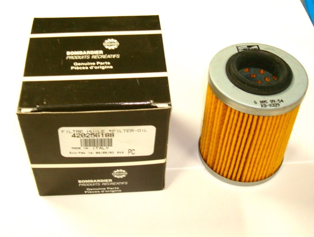 Can-Am New OEM Oil Filter 420256188