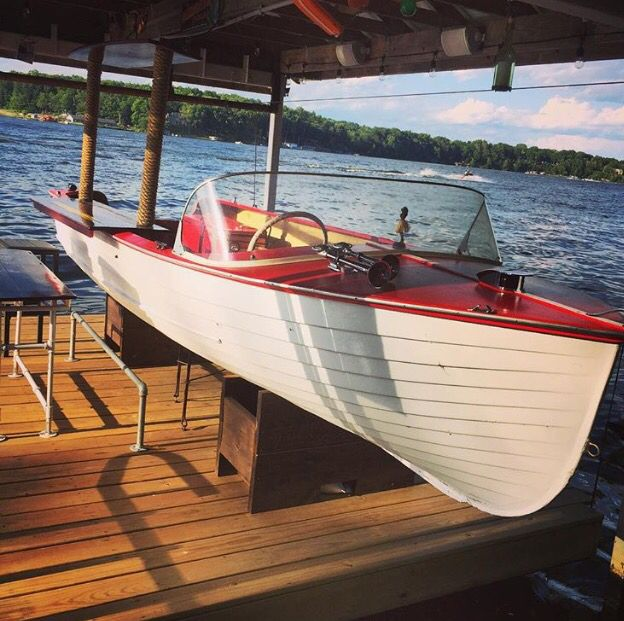 Amazing Boat Repurposed Into A Bar. This Is Inspiration For My Boat Bar.