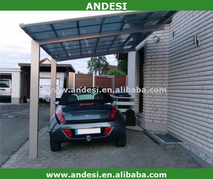 Canvas Car Shelters : Modern car shelters canvas carport for parking photo