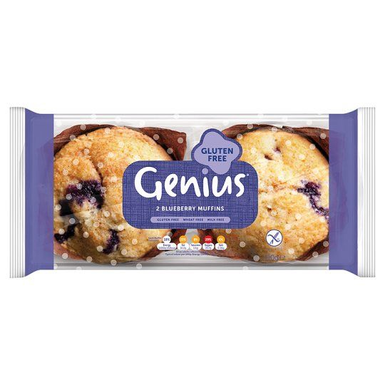 Image result for genius blueberry muffins gluten free