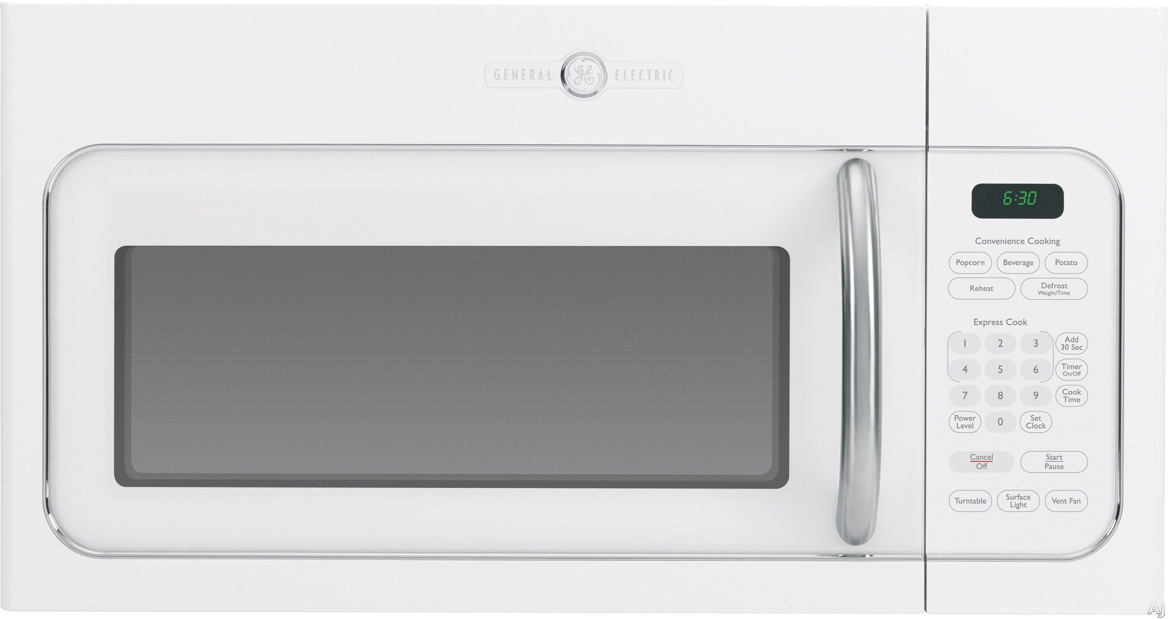 Ge Over The Range Microwave Oven Design Kitchen