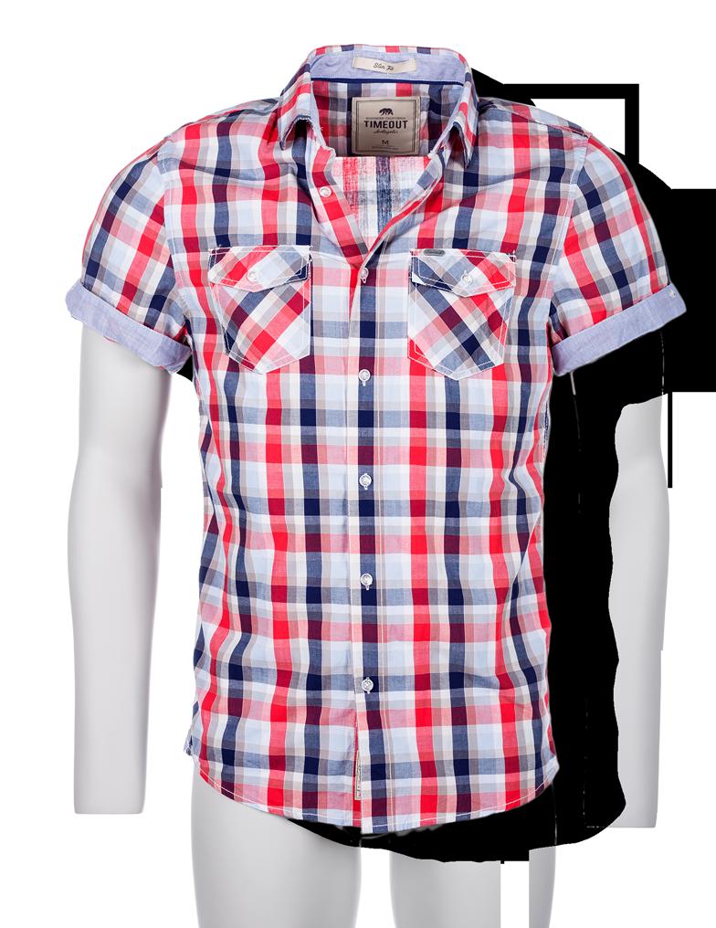 54d98933aaa TIMEOUT - pánská košile