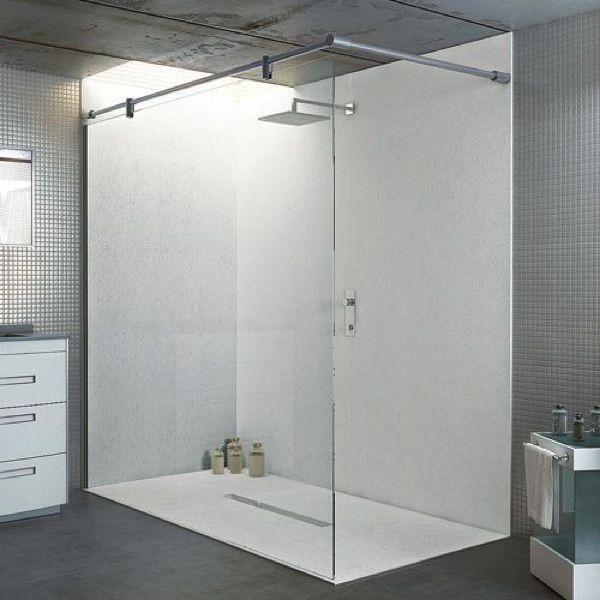 comparez les avantages et inconv nients d 39 un receveur de douche extra plat par rapport une. Black Bedroom Furniture Sets. Home Design Ideas