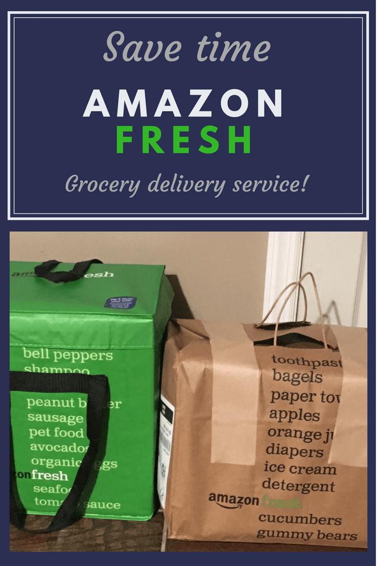 Time Saving with Amazon Fresh  099ae6699b7