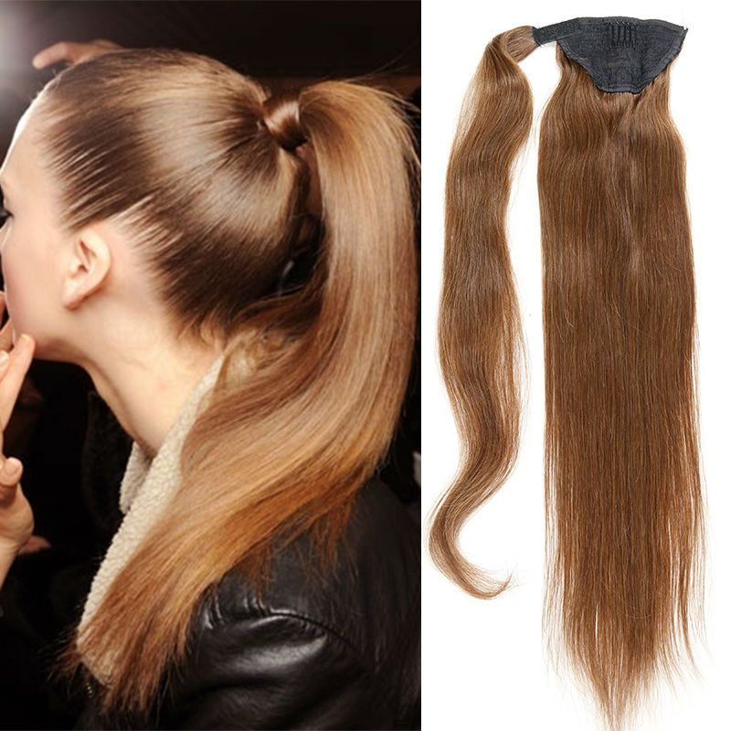 Find More Ponytails Information About Fashion Human Hair Ponytail
