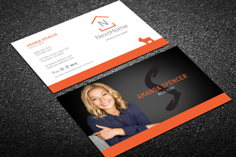 Next Home Real Estate Business Cards Free Shipping Real Estate Business Cards Real Estate Houses Real Estate