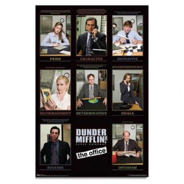 the office motivational posters. The Office Inspirational Poster | #TheOffice Motivational Posters