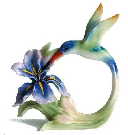Hummingbird Kitchen Napkin Rings Click To Enlarge