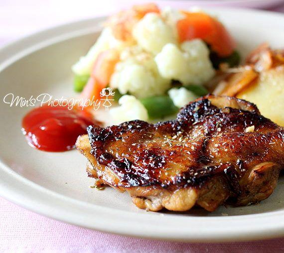 Mins blog chicken chop with onion mins blog chicken chop with forumfinder Images