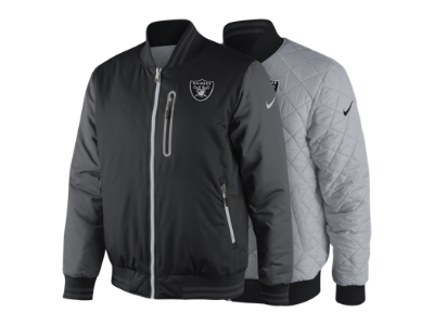 Nike Destroyer OW (NFL Raiders) Chaqueta reversible - Hombre  2c09e2427dd