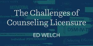 Counseling Licensure