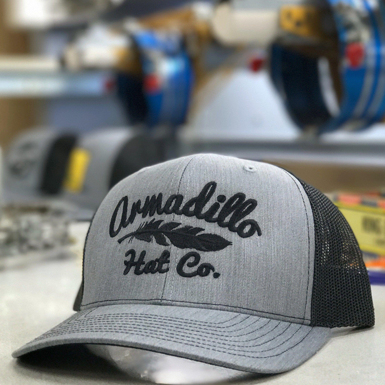 2bdb9c73b473b Richardson 112 Mesh Back Trucker Cap Snapback Hat