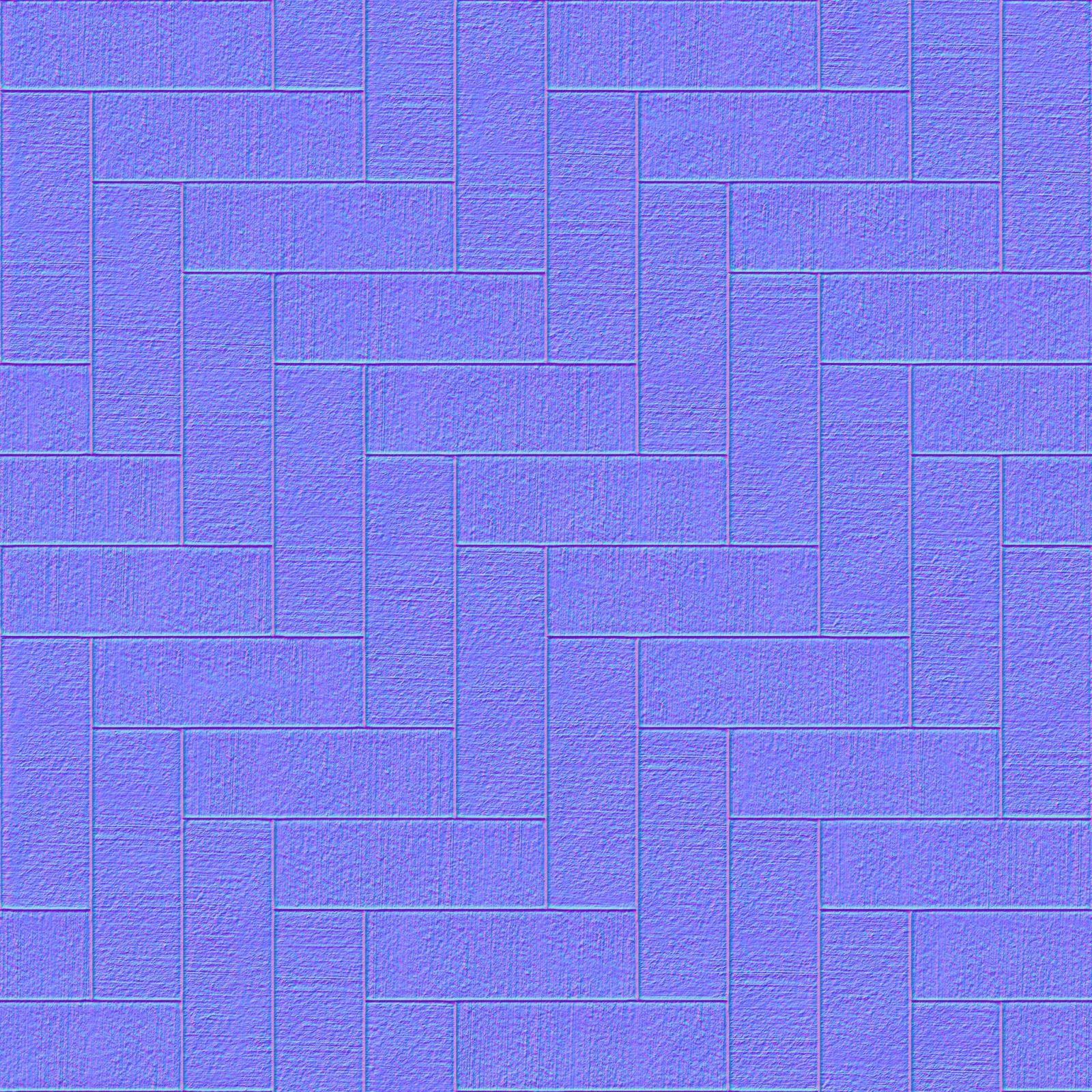 Seamless Concrete Tiles + (Maps)