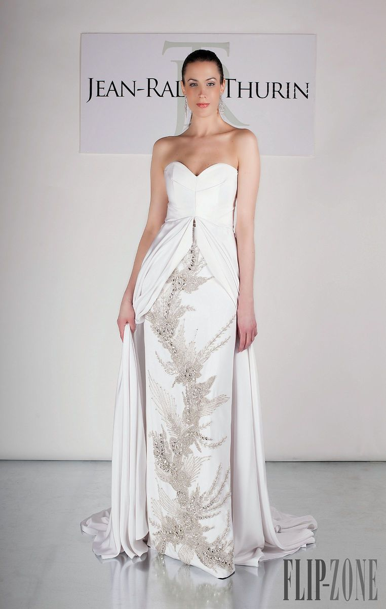 Jeanralph thurin collection bridal flipzone