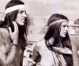 Groovy Historical Fashion 5 Hippie Headband 1960 Sixties Hairstyle Inspiration Daily Dogsangcom