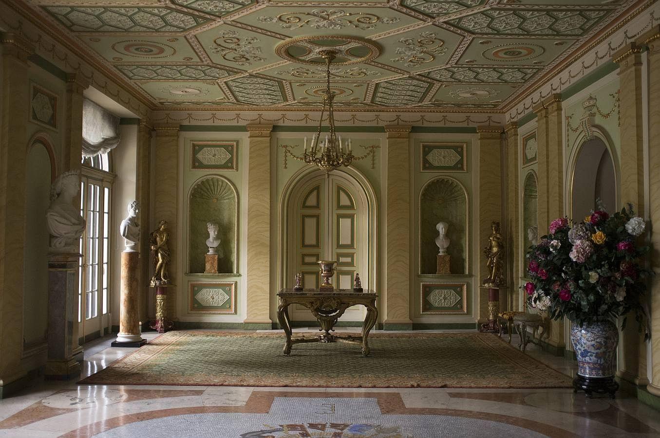 Viaje al interior del palacio de liria la majestuosa residencia de la casa de alba - Casa santona madrid ...