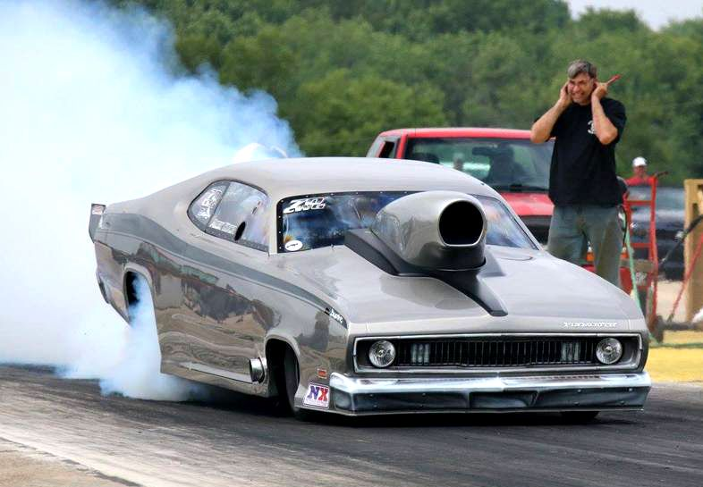 Alex Kucia Shares His 1970 Plymouth Duster,