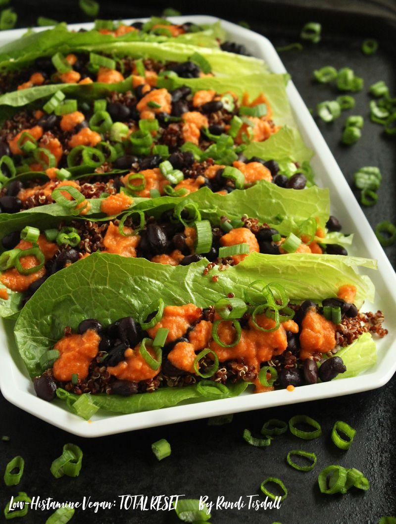 Lowhistamine vegan total reset healthy meats food