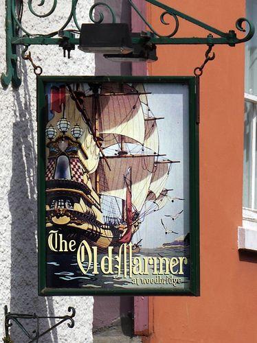 """The Old Mariner"", Woodbridge, Suffolk"