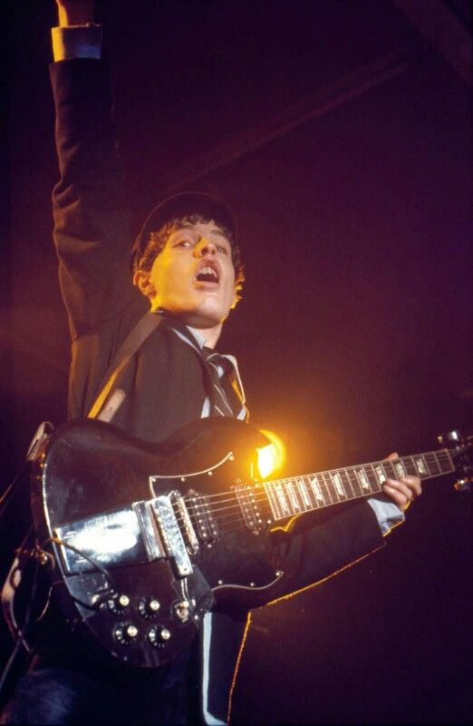 Angus Young...Ac/dc