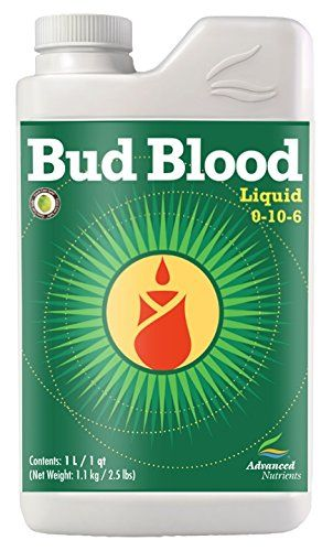 cool Abono / Fertilizante de Floración P/K Advanced Nutrients Bud Blood (1L) Mas info: http://www.comprargangas.com/producto/abono-fertilizante-de-floracion-pk-advanced-nutrients-bud-blood-1l/