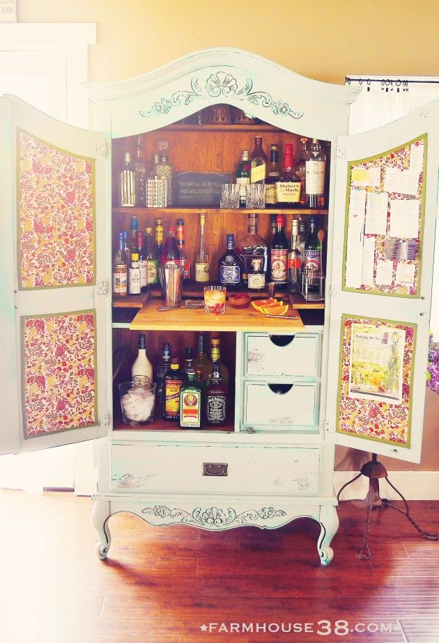 The Beauitful Barmoire