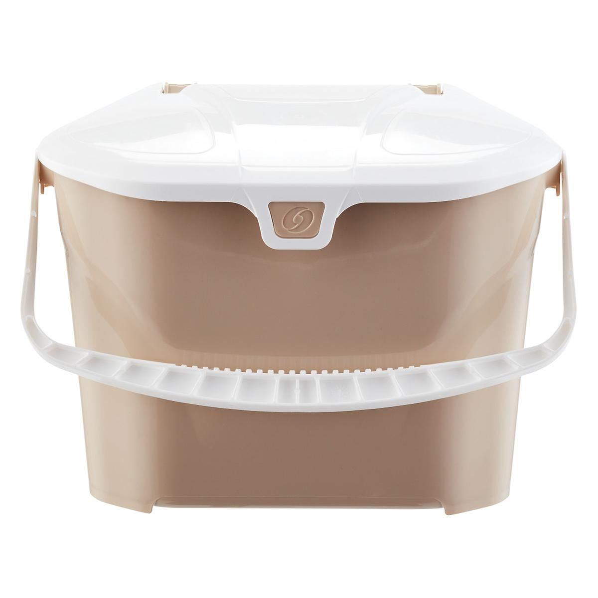 Taupe Kitchen Collector Compost Bin The Container Store