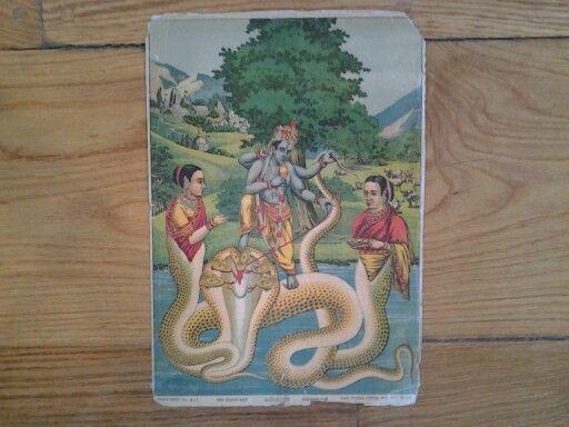 Raja Ravi Varma, Malavli Press 1900 £45