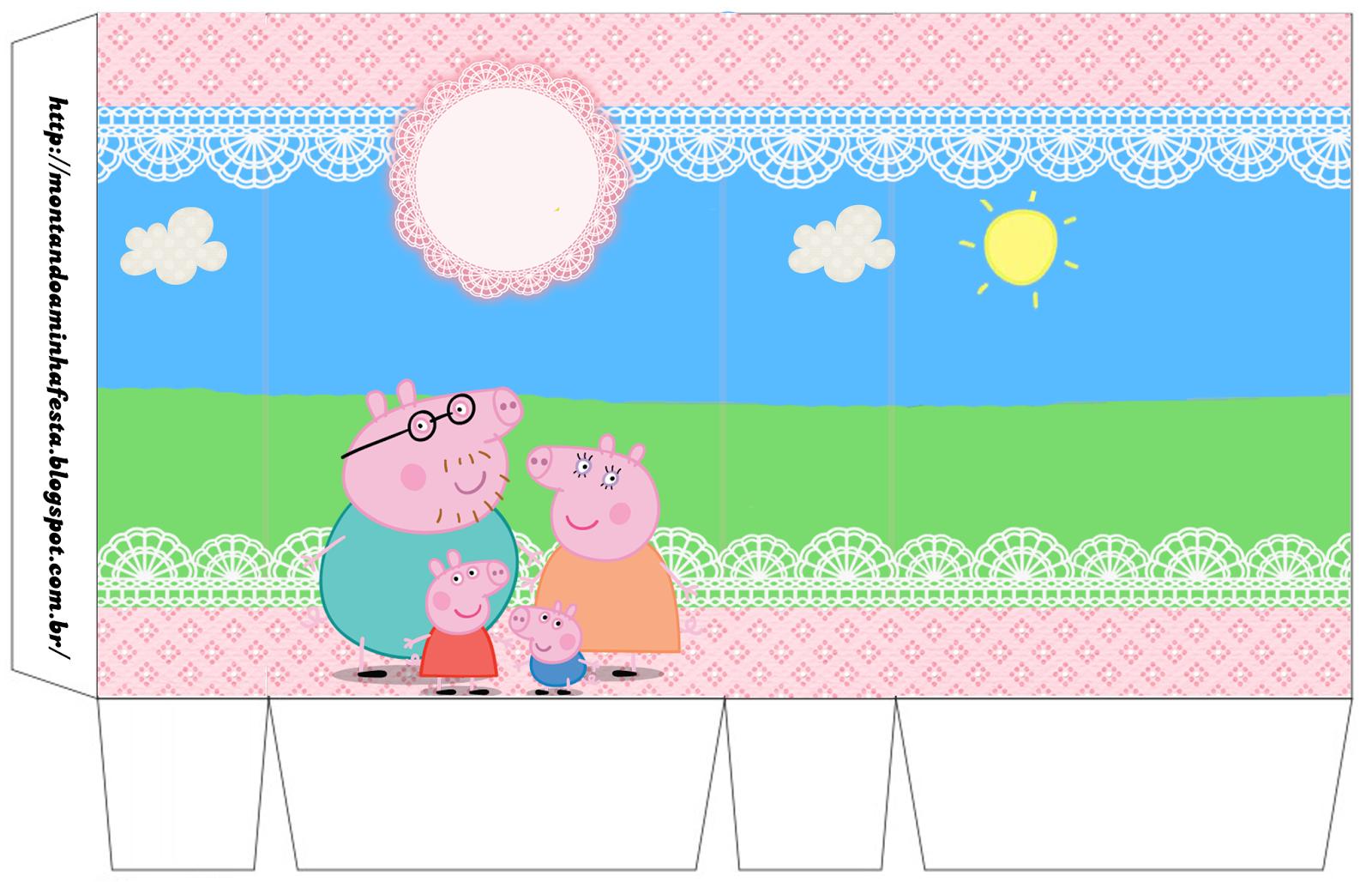 Kit Festa Peppa Pig Festa Peppa Pig Festa Infantil Peppa Peppa Pig
