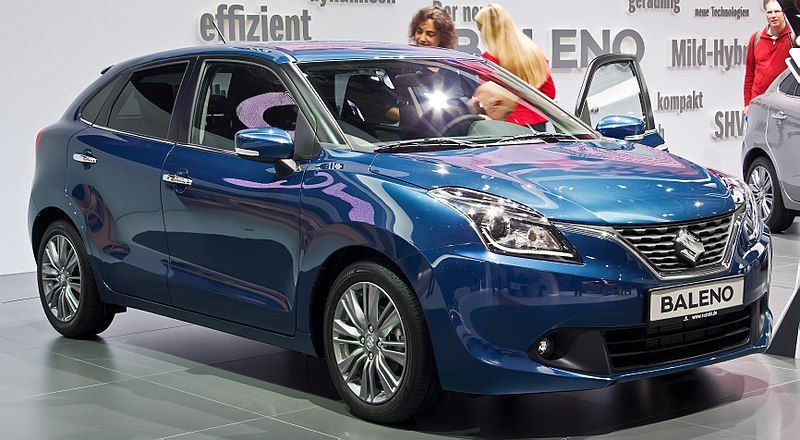 Purchase A Brand New Maruti Suzuki Baleno Suzuki Hatchback Car