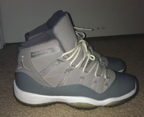 Air Jordan Retro Cool Grey 11 Kid Size 5.5 Womens 6.5  3496094f8