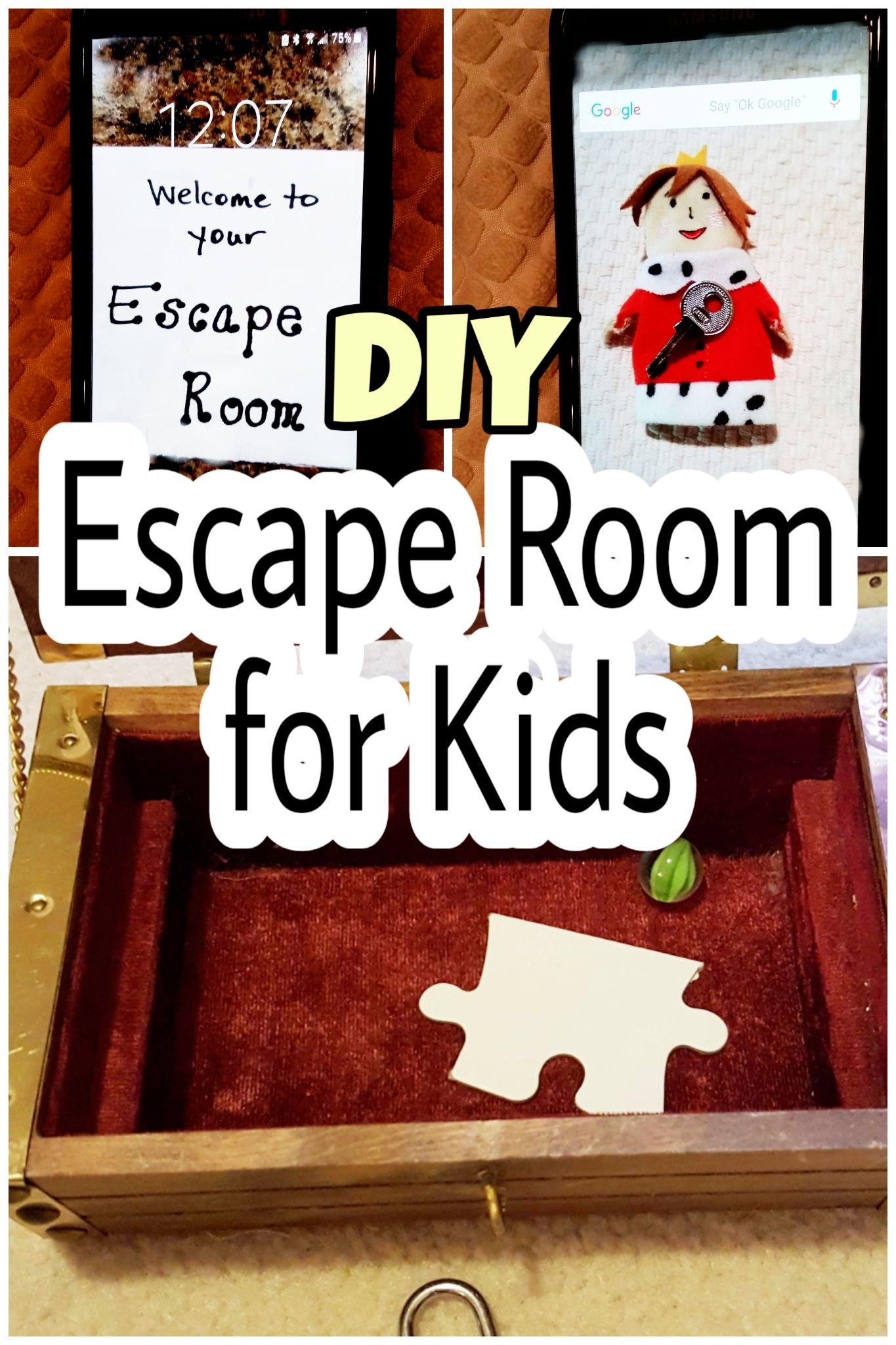 Escape Room Ideas Escape Room For Kids Escape Room Challenge Escape Room