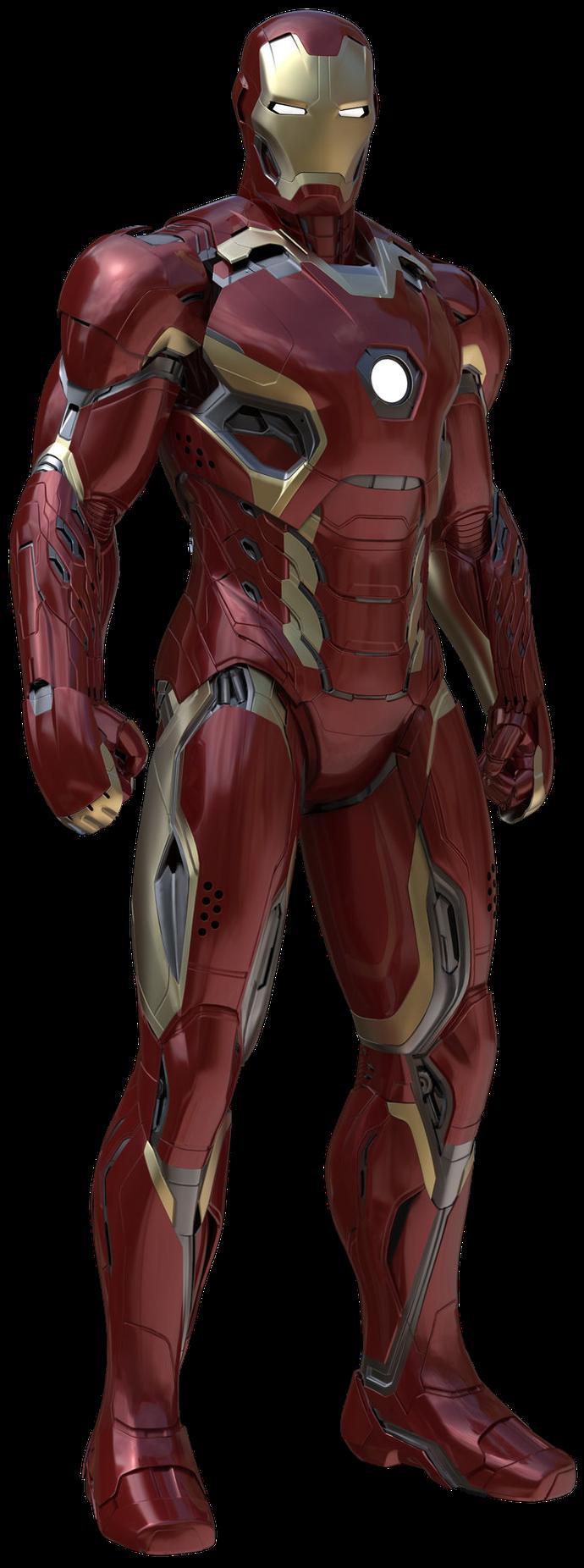 Chiem Nguong Tat Ca Bo Giap Cua Iron Man Trong Lich Su Hon 50 Nam Png 690 1 852 Pixels Iron Man Armor Iron Man Iron Man Tony Stark