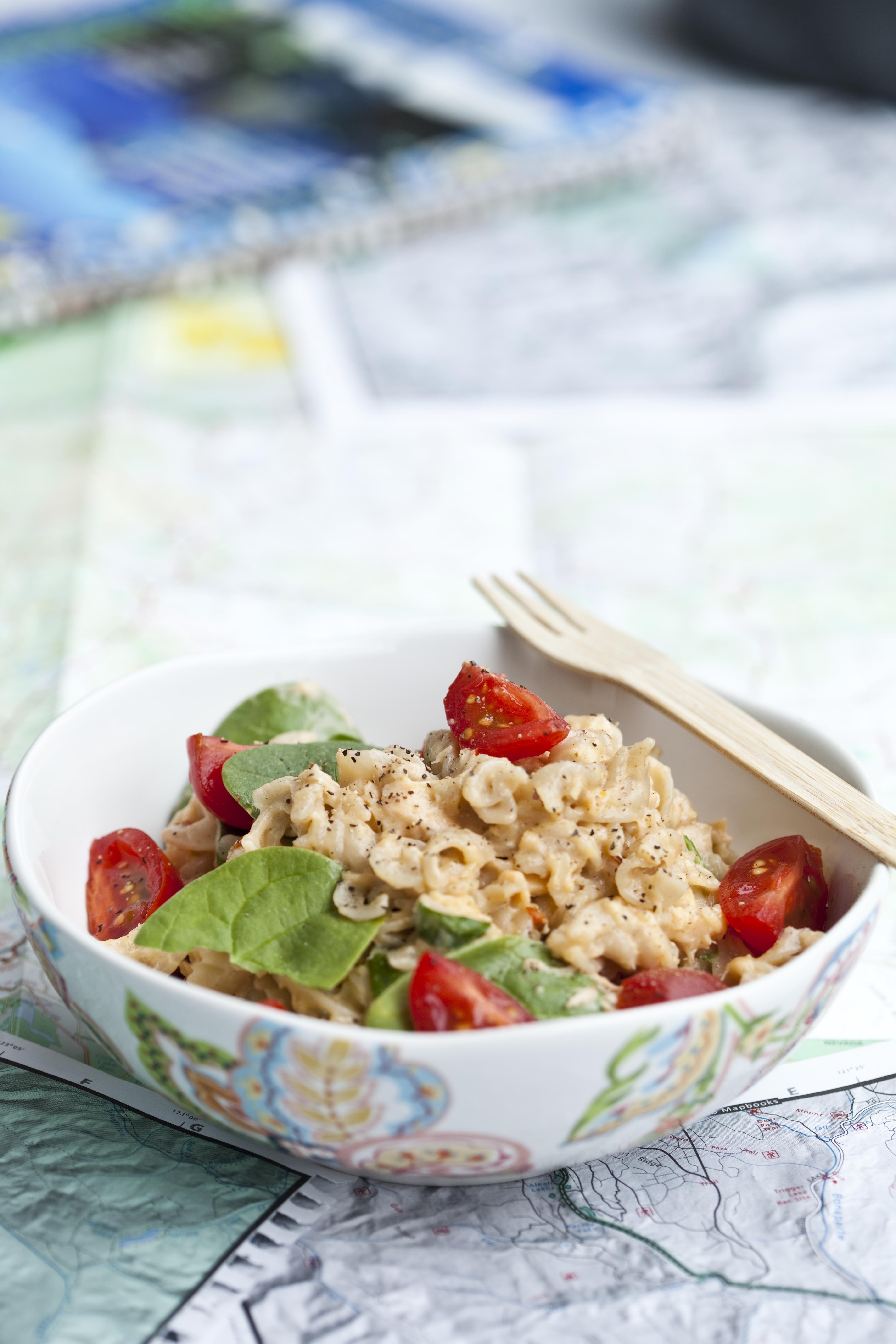 Virus-beating salmon salad forecasting