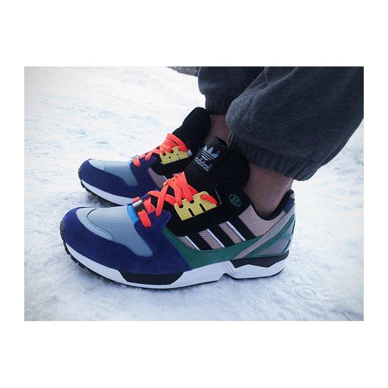 Sneakersy Adidas zx 8000 B24861 - Sklep solome.pl