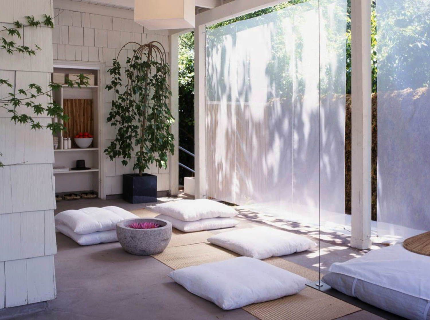 Photo of 15 wonderful house yoga studio concepts for leisure and meditation