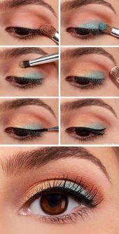 Photo of Découvrez les dos et les don'ts du maquillage pour yeux marron  maquillage po…