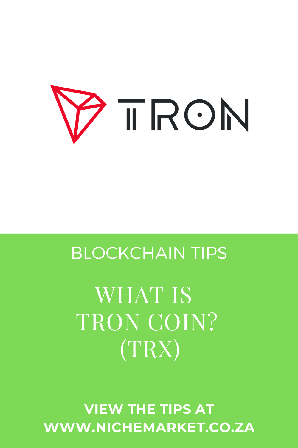 What Is Tron Coin Trx In 2020 Tron Blockchain Cryptocurrency Trx