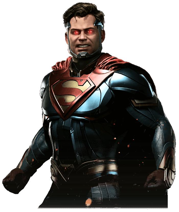 Superman V 2 Injustice 2 Render By Yukizm Superman V Injustice 2 Superman Dc Comics Collection