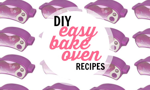 Store bought easy bake oven mixes are expensive you can make them store bought easy bake oven mixes are expensive you can make them for a forumfinder Images