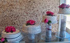 wedding cakes by cairo cakes