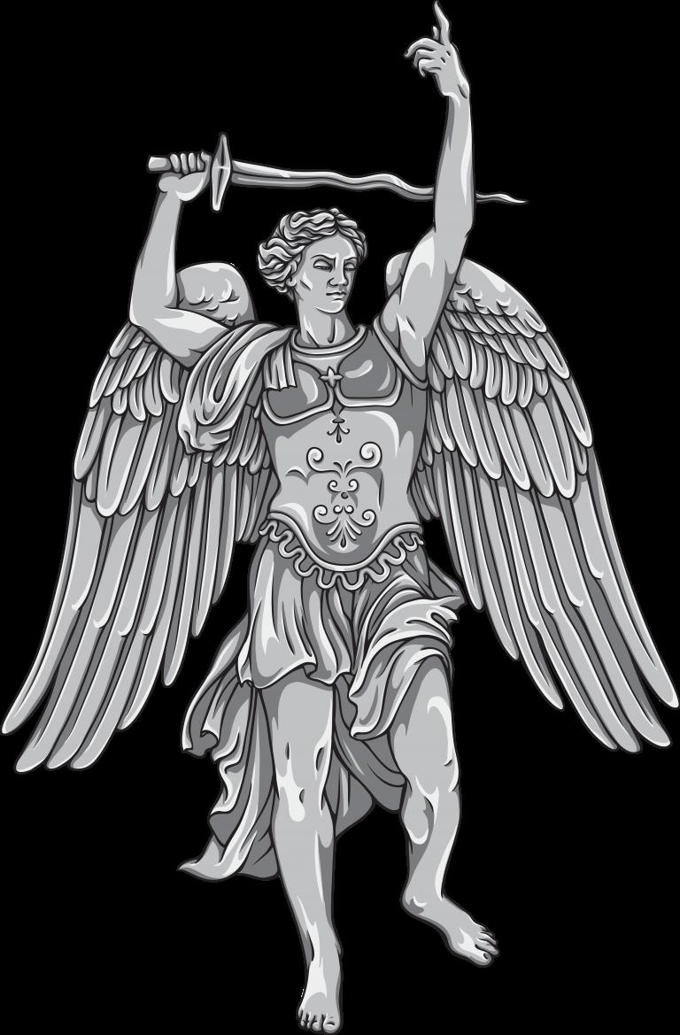 картинки архангелов для тату